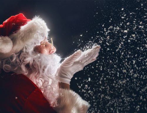 Santa Clause is Coming to Town!